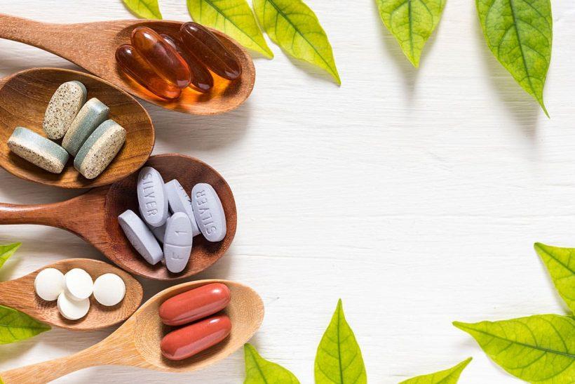 Detoxen met behulp van voedingssupplementen