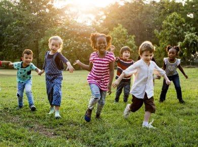 Supplementen voor kinderen in groeifase