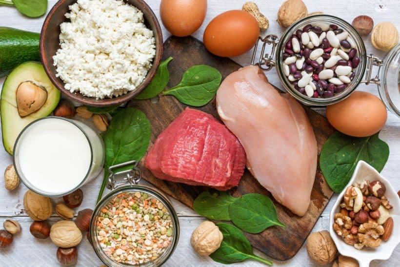 Eiwitrijke voeding en gewicht verliezen