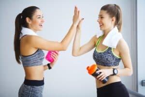 Meer energie door sporten en supplementen