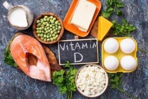 Vitamine D aanvullen met voeding