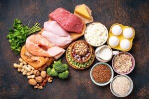Eiwitrijke voeding helpt bij slapen