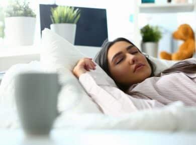 Tegengaan van slecht slapen met voeding
