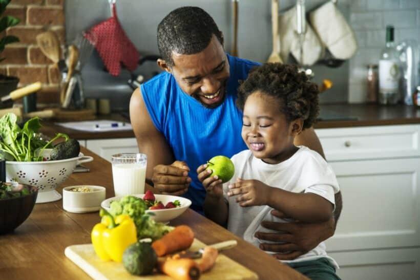 Eet jezelf gelukkig met voeding