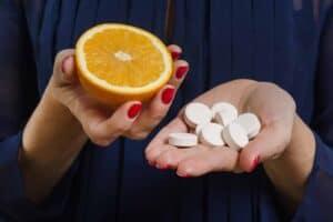 Vitamine C supplementen