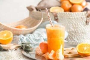 Voeding met veel vitamine C