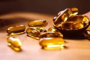 Vitamine D supplementen tegen droge ogen