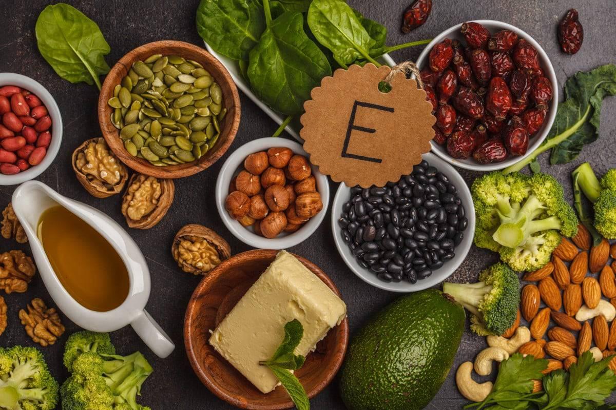 Voorkom een vitamine E tekort met voeding