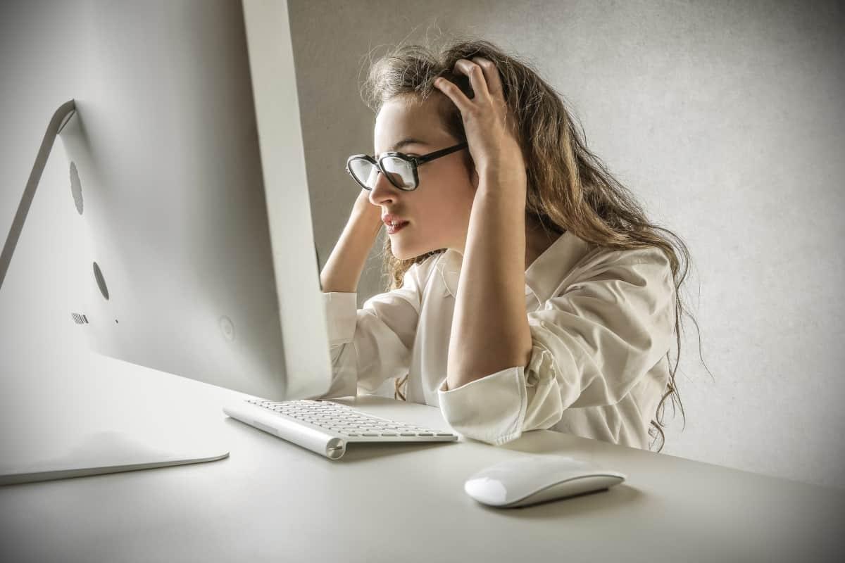 Geheugenproblemen zijn een consequentie van moeheid