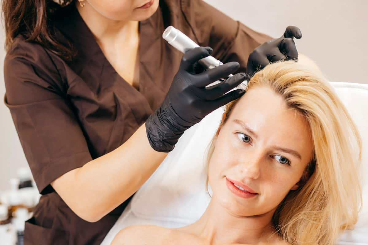 Het tegengaan van haaruitval met Platelet Rich Plasma Therapie