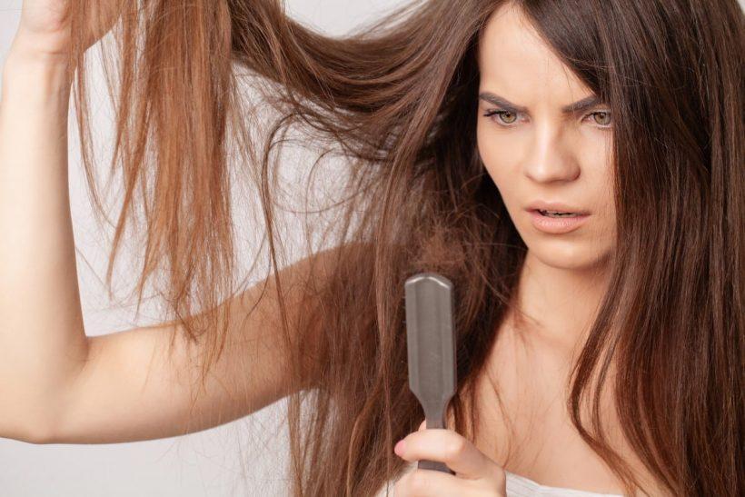 Snel haaruitval tegengaan met supplementen en voeding