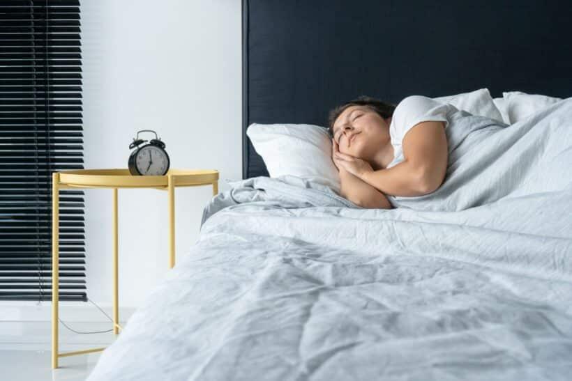 Een diepe slaap sneller verkrijgen met deze supplementen