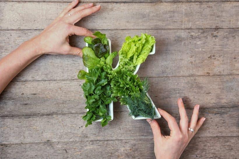 Een vitamine K tekort voorkomen dankzij voeding en supplementen