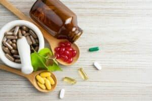 Gebruik van vitaminen voor een goede gezondheid