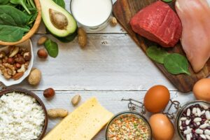 Voeding met vitamine B6 informatie