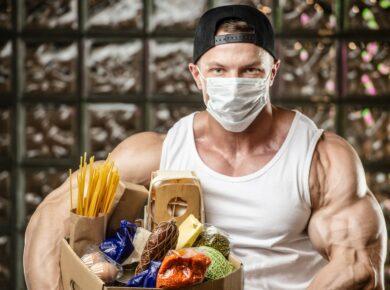 Bodybuilding voeding en supplementen voor extra spiermassa