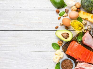 Een koolhydraatarm dieet en supplementen