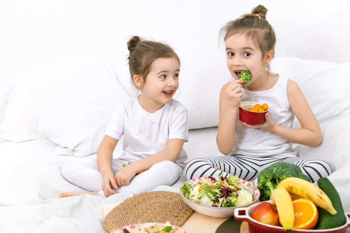 Essentiële stoffen in voeding