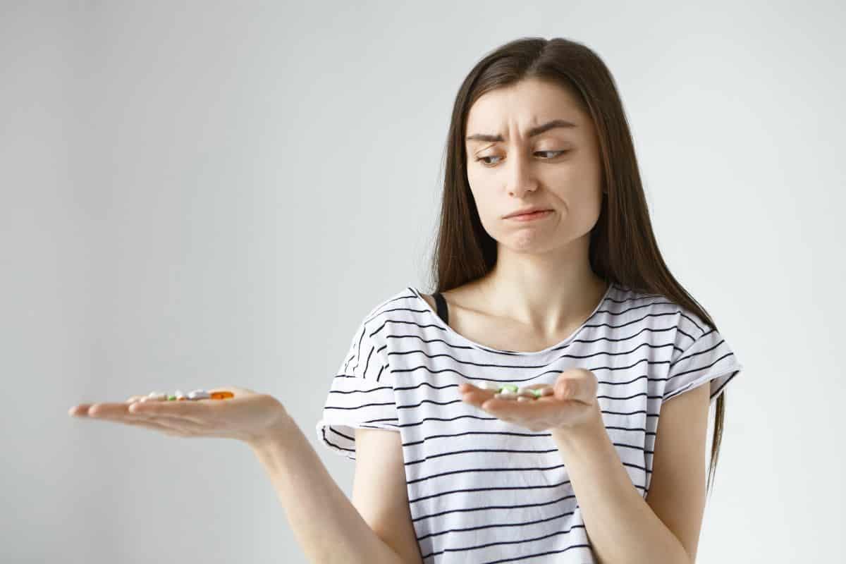 Overschot aan vitaminen voorkomen