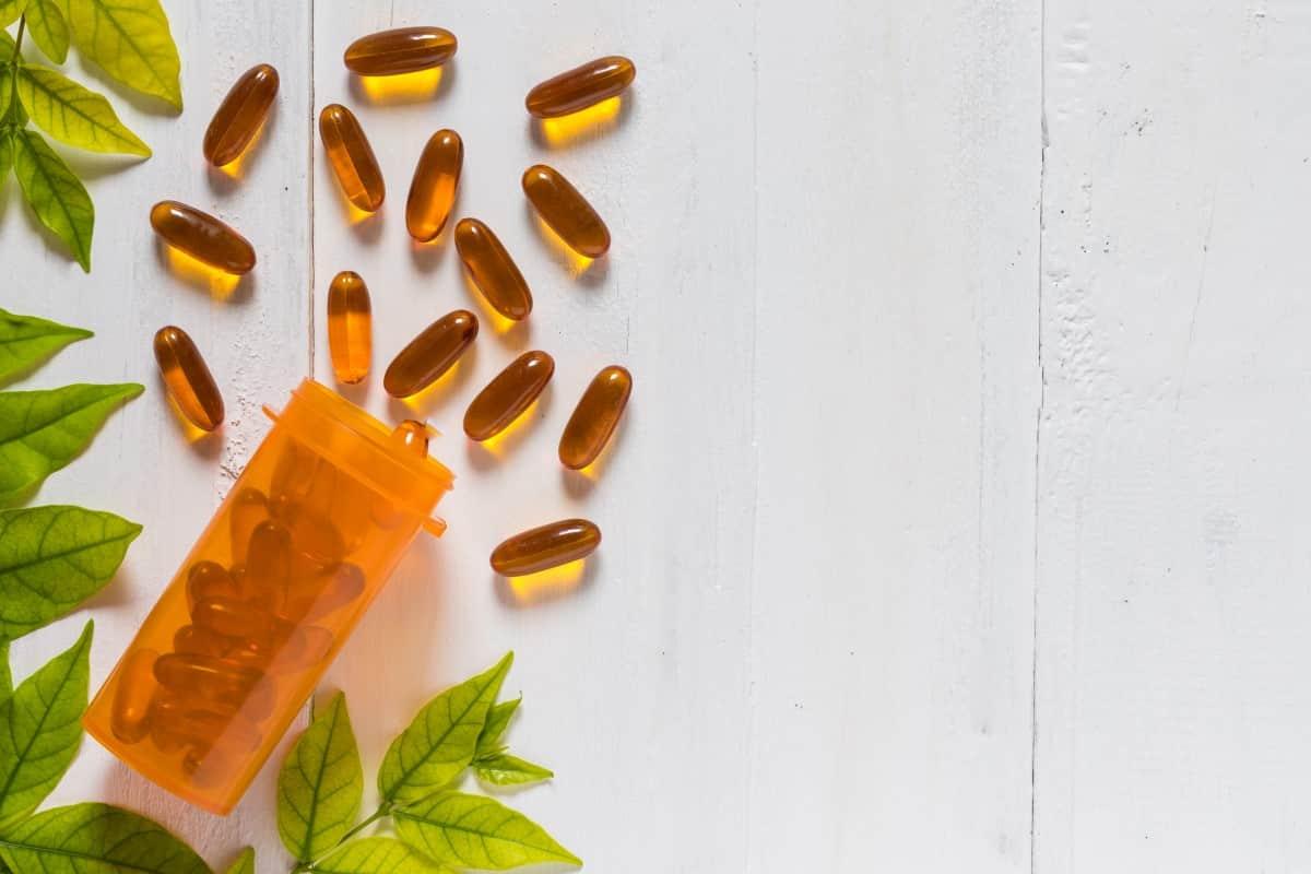 Vitamine D tijdens dieet met weinig koolhydraten