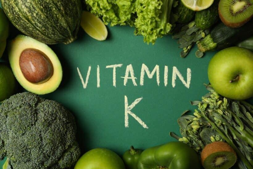 Vitamine K werking en tekort tegengaan