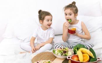 Het is belangrijk om gezond te eten