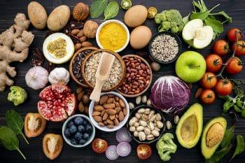 Een goede balans in je voeding is belangrijk voor je gezondheid