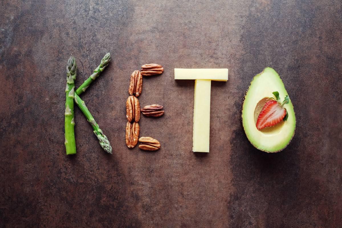 Afvallen met keto dieet