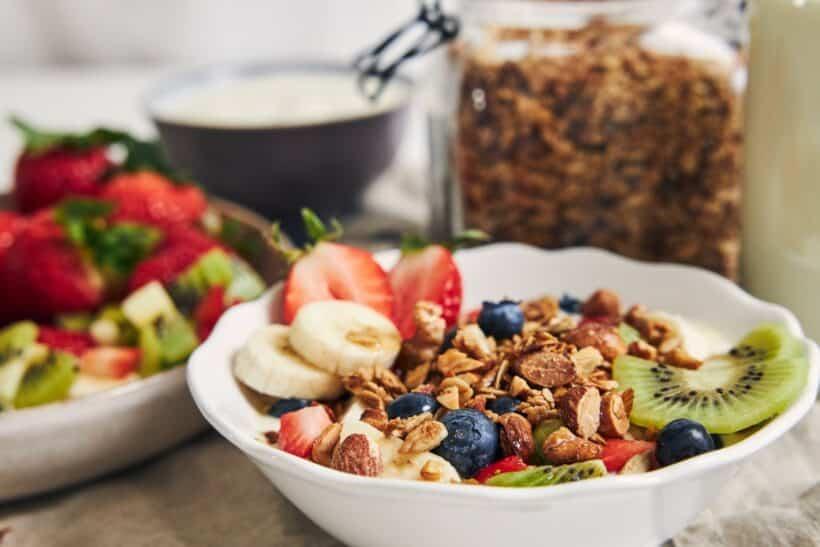 Lekker eten met gezonde snacks