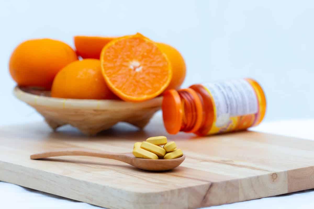 Vitamine C supplement
