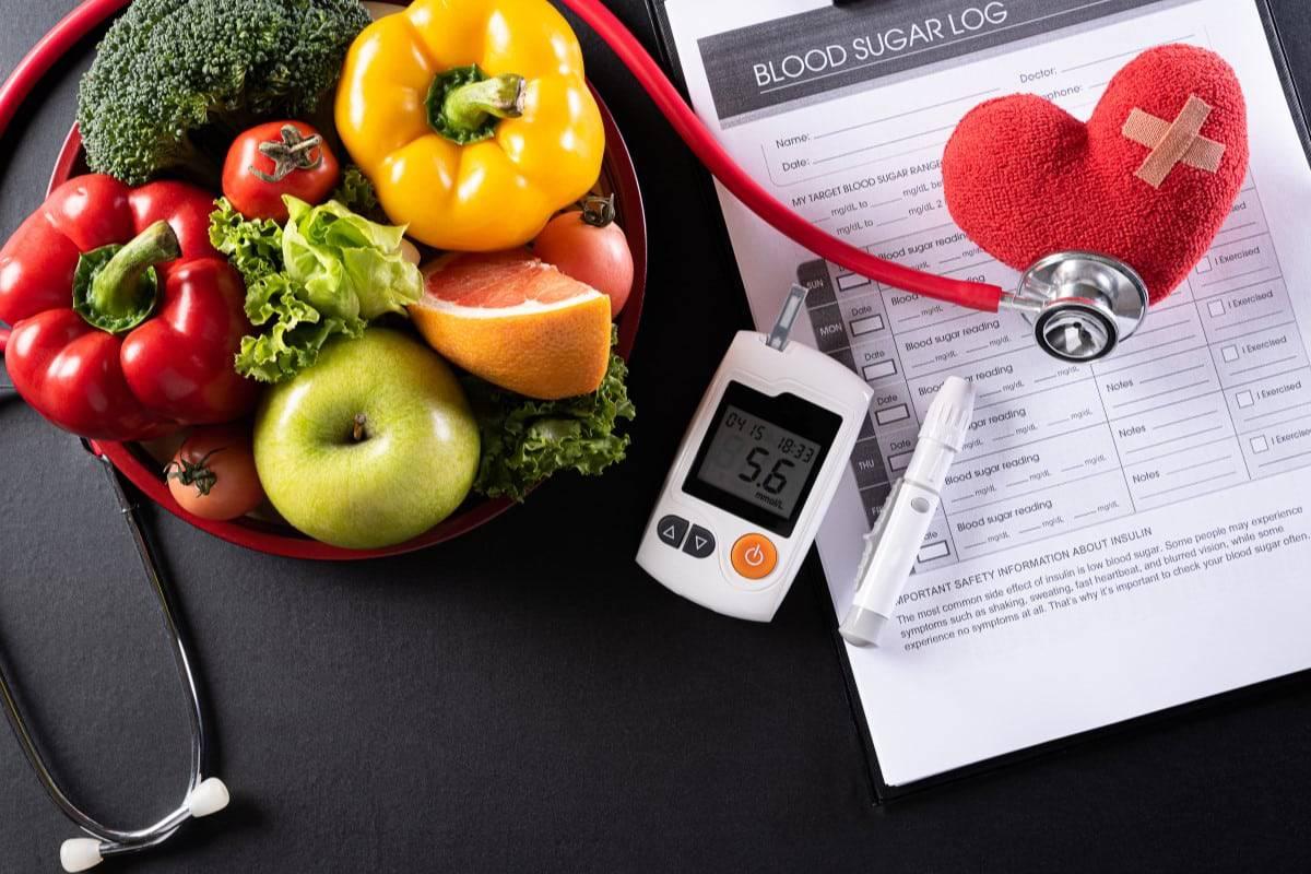 Vitaminerijke voeding tegen cholesterol