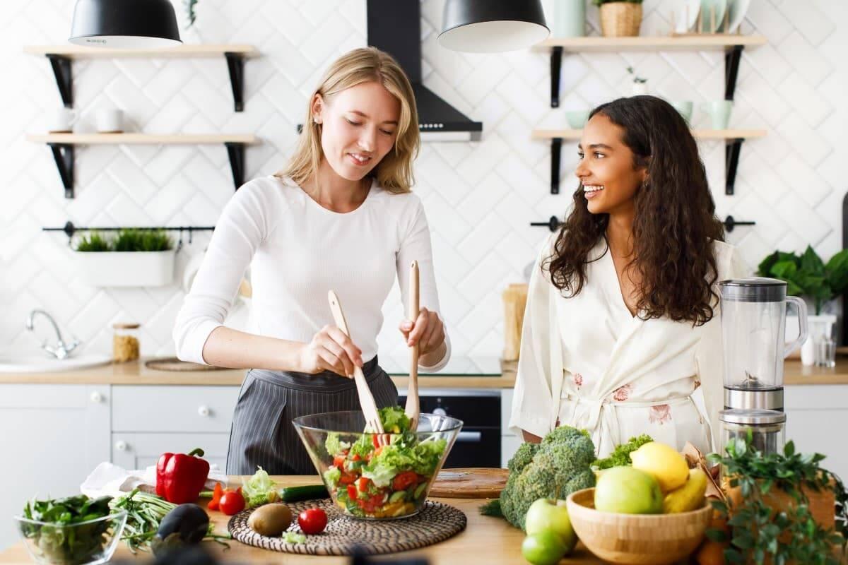 Voeding en voedingssupplementen vrouwen