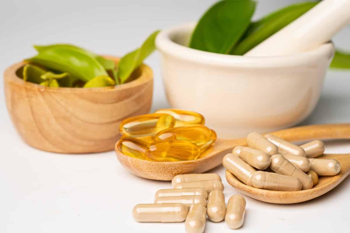 Voedingssupplementen met micronutriënten