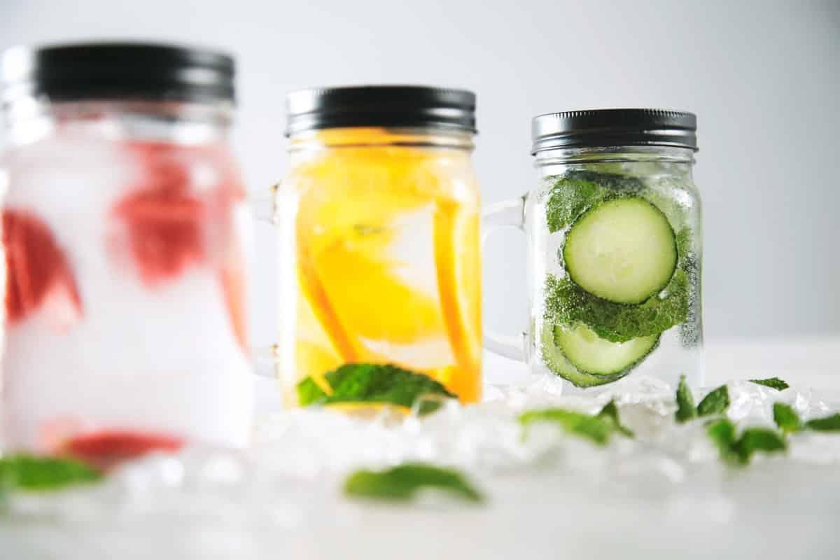 Wateroplosbare vitaminen