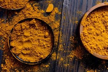 de geelwortel kan in voeding gebruikt worden, maar ook medicinaal
