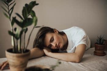 Een slechte nachtrust kan leiden tot vermoeidheid
