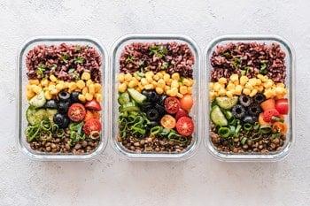 vitaminerijke maaltijd bereiden