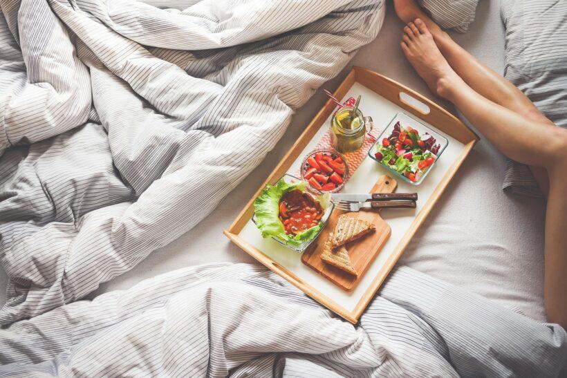 Nachtrust en voeding