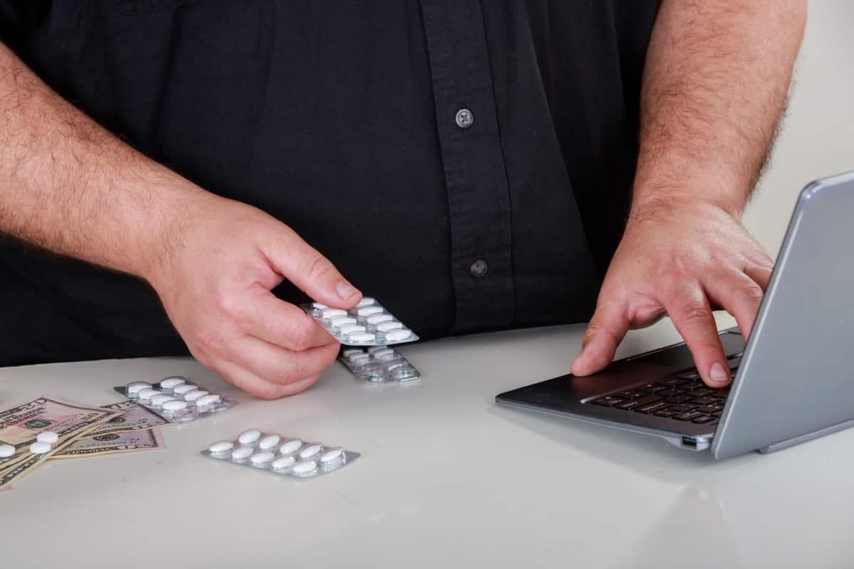 Online vitamines kopen