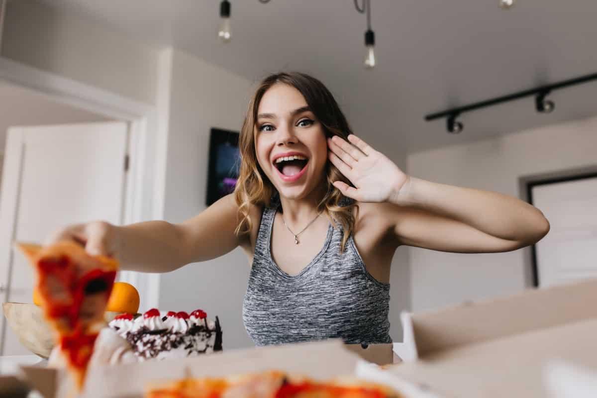 Relatie tussen emotie en eten