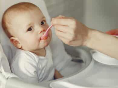 Voeding en supplementen baby's