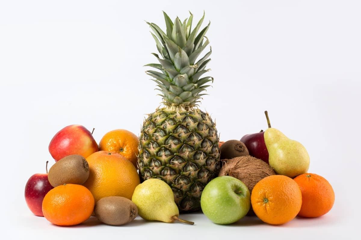 Fruit is gezond