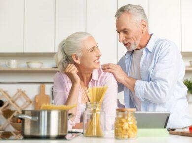Voeding- en supplementenadvies voor ouderen