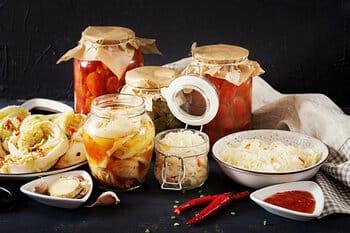 probiotica kuur gefermenteerde voeding