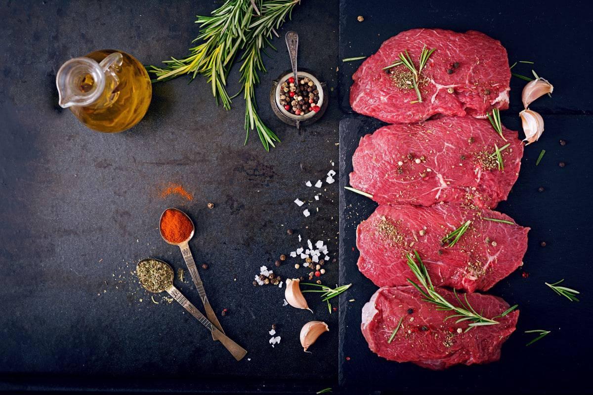 Vlees dierlijke eiwitten