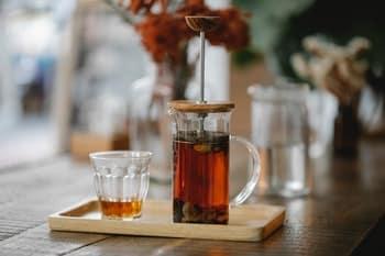 vocht retentie thee