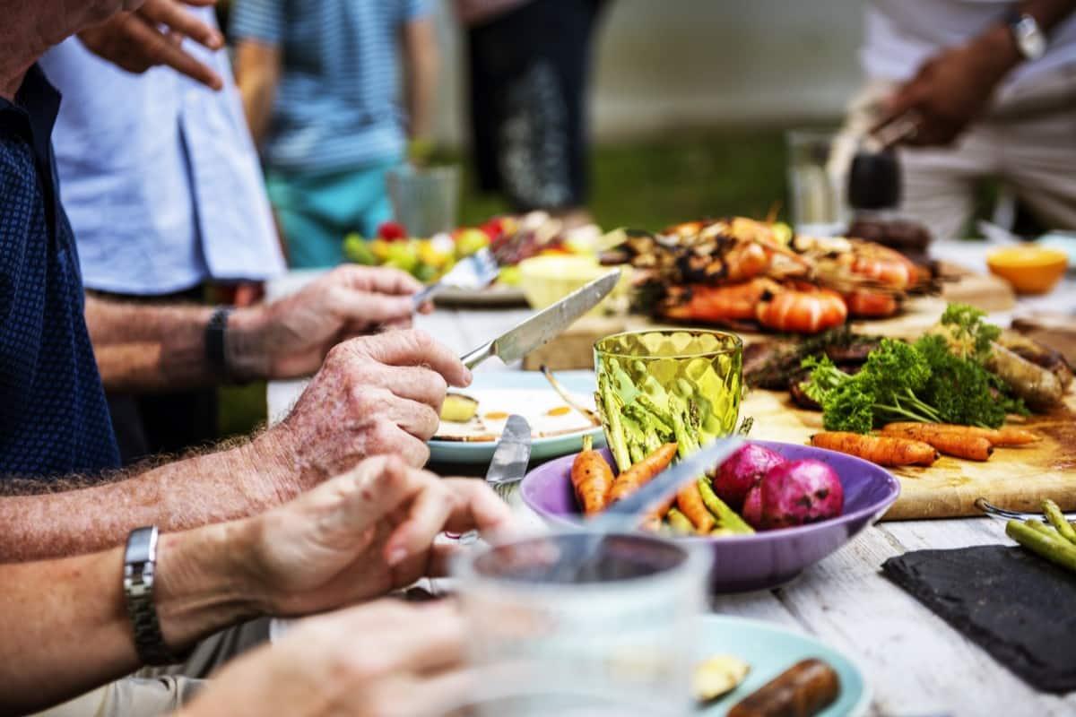 Samen eten tegen voedselverleidingen