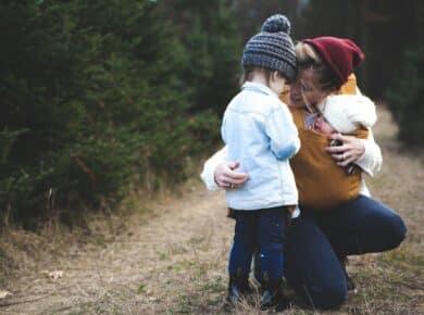 anticonceptie, ouderschap en opvang