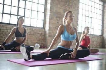 conditie verbeteren yoga