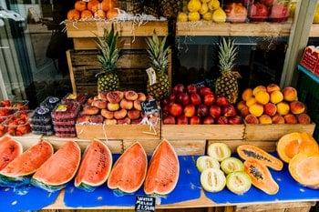gezond fruit vitamines
